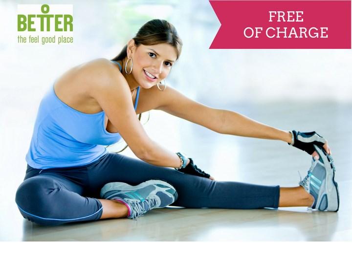 Better Gyms Belfast - Stretch Workshop